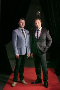 Dale Burridge & David Malek